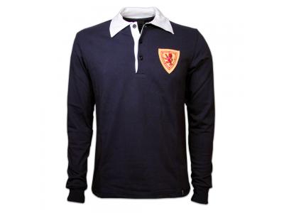 Scotland 1950's Long Sleeve Retro Shirt