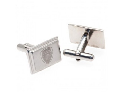 Arsenal FC Stainless Steel Cufflinks