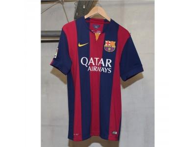 FC Barcelona home jersey 2014/15 - Hansen 01