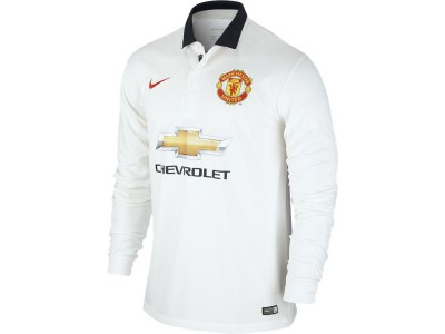 Manchester United Away Jersey L/S 2014/15 - Youth