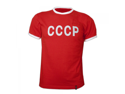 Sovjet CCCP 1970's Short Sleeve Retro Shirt