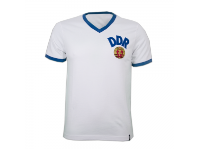 DDR Away World Cup 1974 Retro Shirt