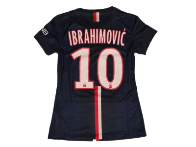 PSG home jersey 2014/15 womens - Ibra 10