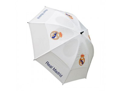 Real Madrid FC Golf Umbrella Double Canopy