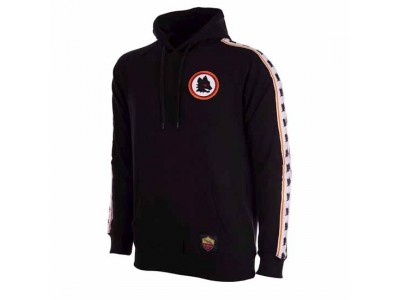 AS Roma Hooded Sweater - black