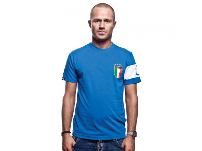 Italy Il Capitano T-Shirt - Blue