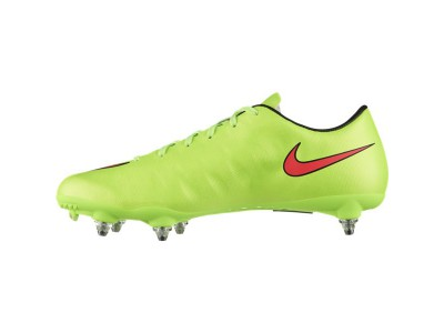 Mercurial Victory SG Cleats - Ronaldo, Green