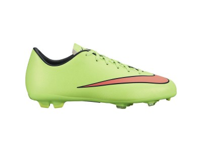 Mercurial Victory FG Cleats - Green, Youth