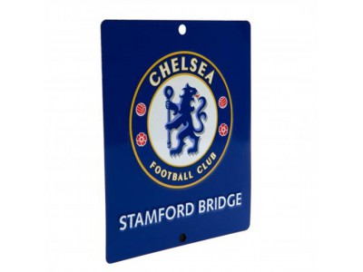 Chelsea FC Window Sign SQ