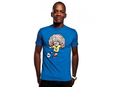 Carlos T-Shirt - Blue