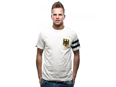Germany Spielführer T-Shirt // White