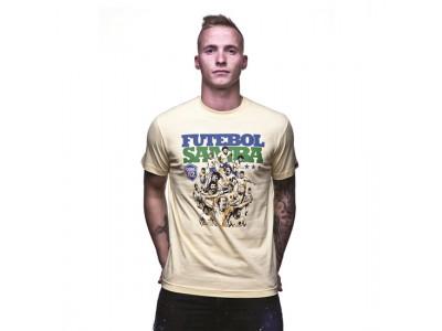 Futebol Samba T-Shirt - Yellow