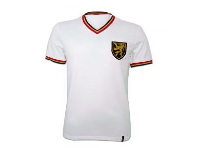 Belgium Away 1970's Retro Shirt