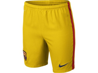 FC Barcelona goalie home shorts 2015/16 – youth