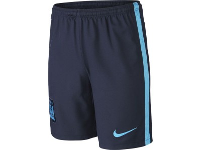 Manchester City Away Shorts 2015/16 - Youth
