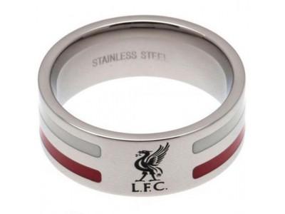 Liverpool FC Colour Stripe Ring Medium