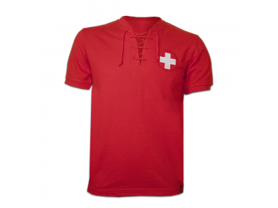 Switzerland World Cup 1954 Retro Shirt