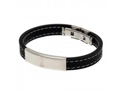 Tottenham Hotspur FC Stitched Silicone Bracelet