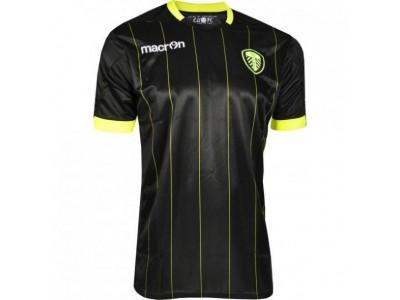 Leeds United away jersey 11-12