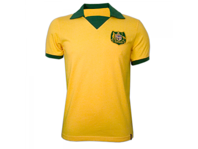 Australia World Cup 1974 Retro Shirt