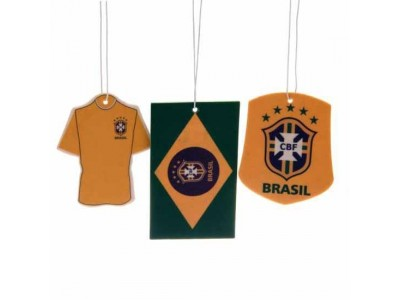 Brasil 3 Pack Air Freshener