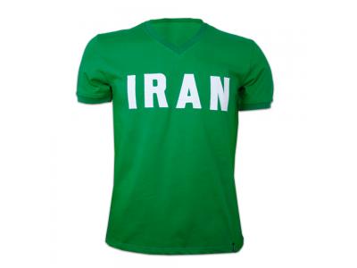 Iran 1970's Short Sleeve Retro Shirt