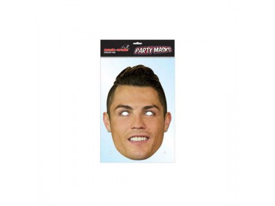 Real Madrid FC Cristiano Ronaldo Mask
