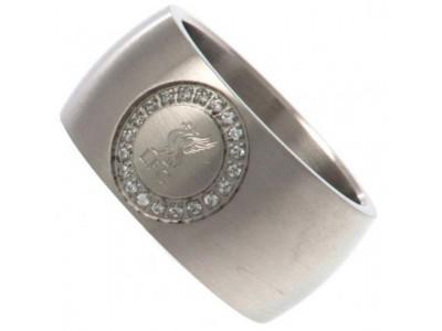 Liverpool FC Stone Set Ring