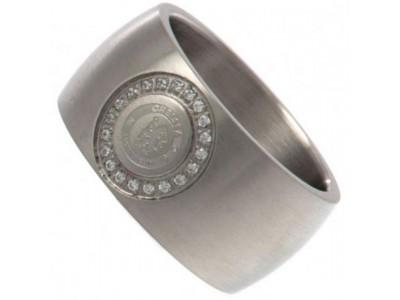 Chelsea FC Stone Set Ring Medium
