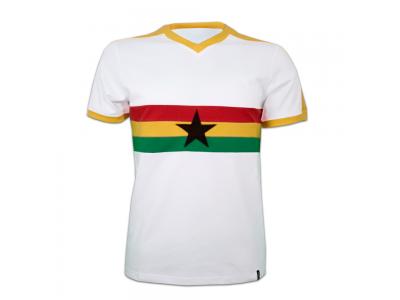 Ghana 1980's Short Sleeve retro shirt