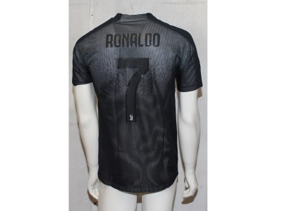 Nike Dri Fit Jersey - Ronaldo 7 - black out