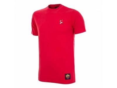 AS Roma Pixel T-Shirt - red