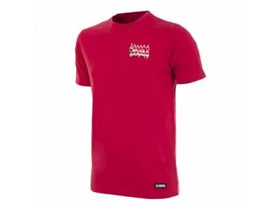 Denmark 1992 European Champions Embroidery T-Shirt