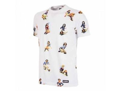 Calcio Donna T-Shirt White