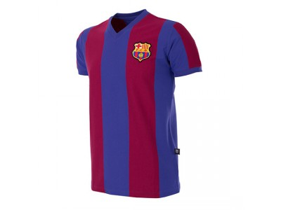 FC Barcelona 1976 - 77 Retro Football Shirt