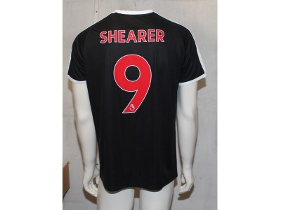 Puma Liga jersey - stripe - Unicef - Shearer 9