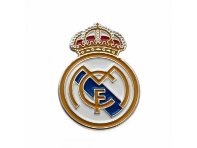 Real Madrid FC Badge