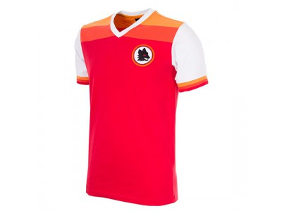 AS Roma 1978-79 Retro Football Shirt