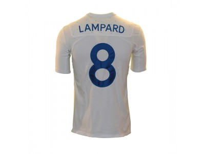 England home jersey 2010/11 - Lampard 8