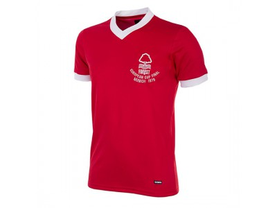 Nottingham Forest 1979 European Cup Final Retro Shirt - by Copa