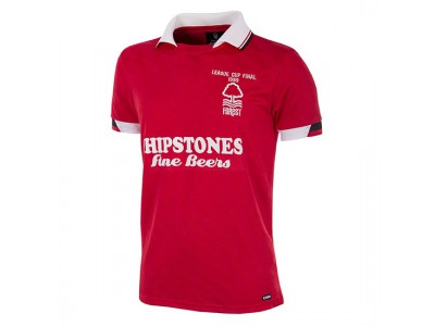 Nottingham Forest 1988 Retro Shirt
