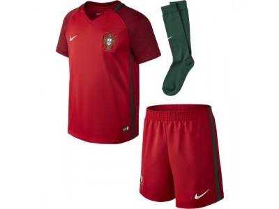 Portugal home kit 2016 - little boys