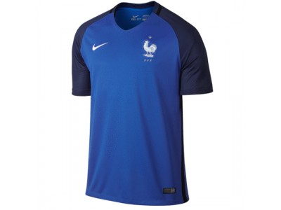 France Home Jersey 2016