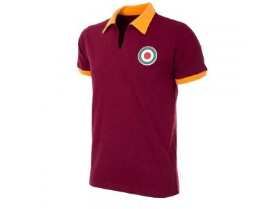 AS Roma 1964 - 65 Retro Football Shirt