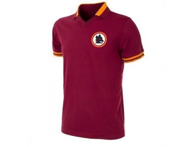 AS Roma 1978/79 Retro Football Shirt - by Copa