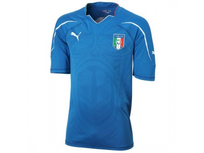 Italy home jersey 2010/12 - youth