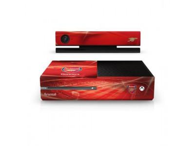 Arsenal FC Xbox One Console Skin