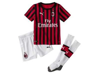 AC Milan home kit 2019/20 - little boys
