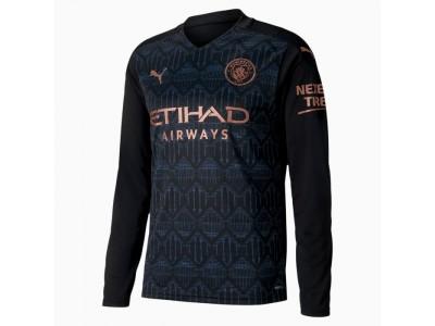 Manchester City away jersey L/S 2020/21 - mens