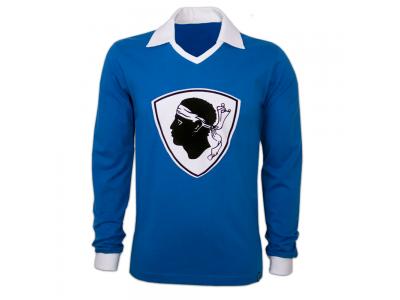 Bastia 1977/78 L/S Retro Shirt
